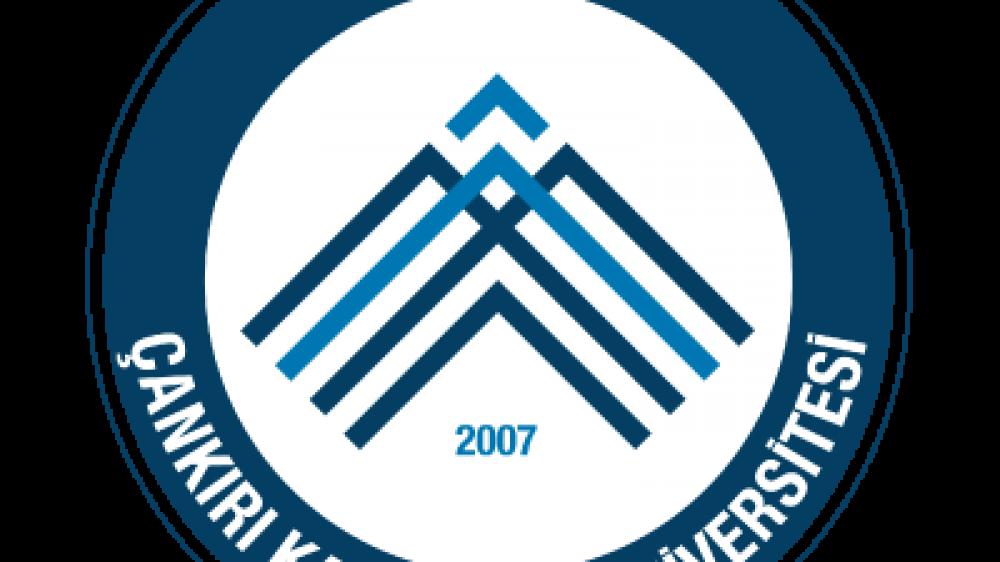 Cankiri Karatekin Univ Logo